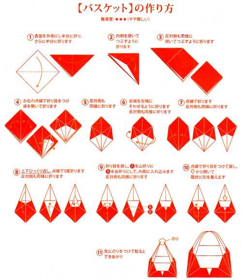 ハート 折り紙 ランドセル 折り紙 折り方 : divulgando.net
